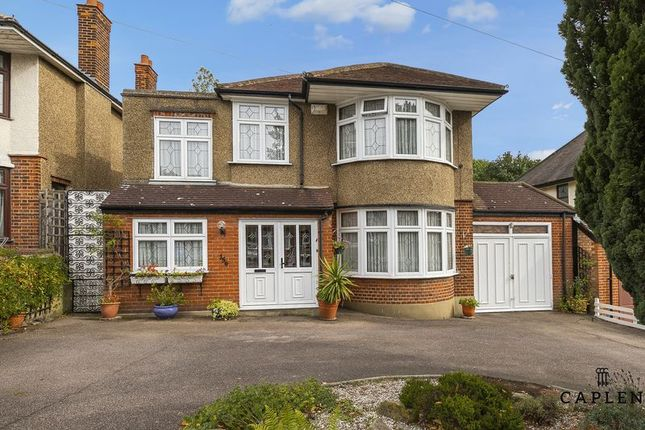 Thumbnail Detached house for sale in Kings Avenue, Woodford Green