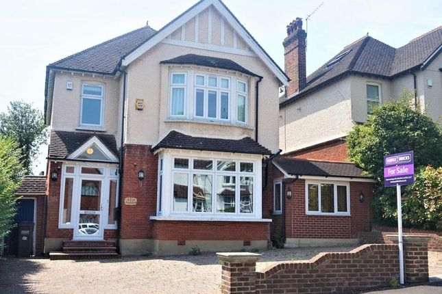 Thumbnail Semi-detached house to rent in Purley Knoll, Purley