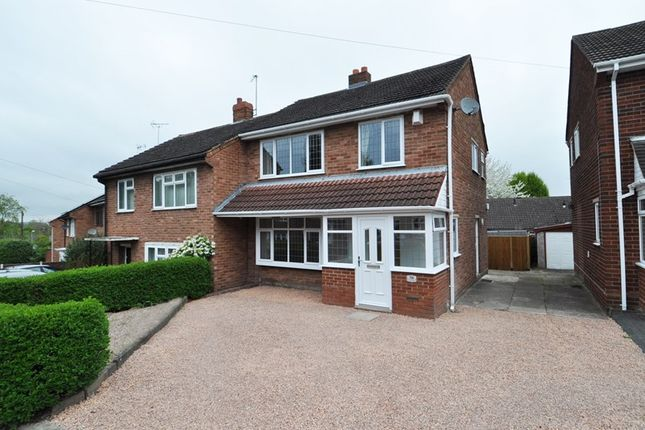 Thumbnail Semi-detached house to rent in Cornwall Road, Wollaston, Stourbridge