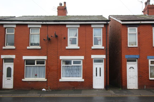 Thumbnail Semi-detached house for sale in Trunnah Road, Thornton-Cleveleys