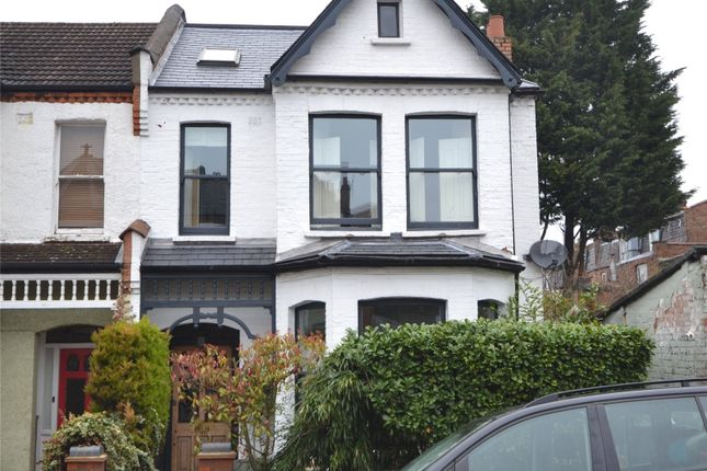 Thumbnail End terrace house for sale in Greenham Road, Muswell Hill