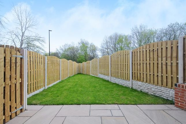 Garden of Rotherham Road, Halfway, Sheffield S20