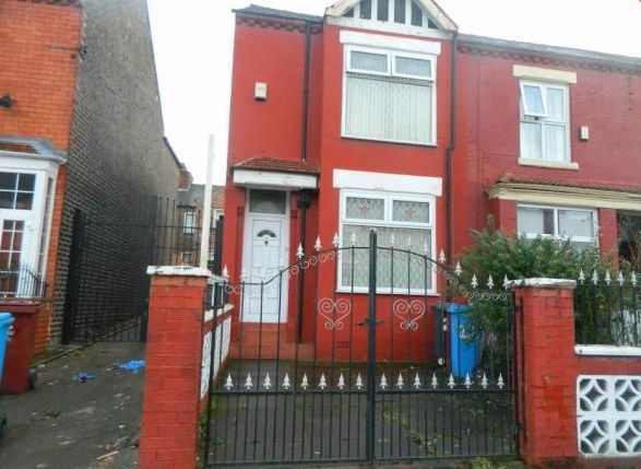 Thumbnail Semi-detached house for sale in Portland Road, Longsight, Manchester