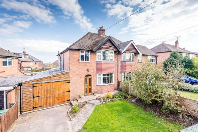 3 bed semi-detached house for sale in Priory Ridge, Shrewsbury SY3