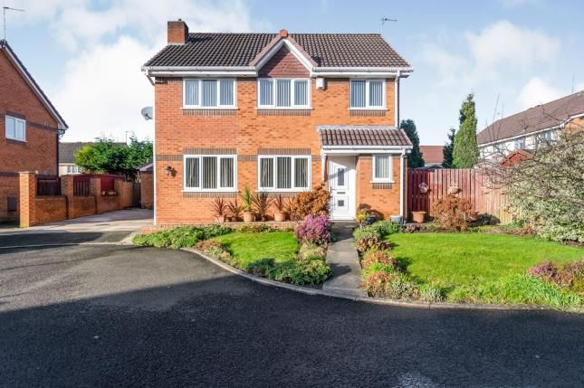 Thumbnail Detached house for sale in Buckthorn Gardens, St Helens, Merseyside, Uk
