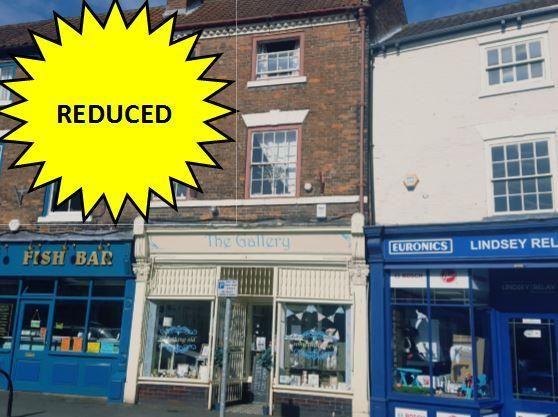 Thumbnail Commercial property for sale in The Gallery, 15 George Street, Barton-Upon-Humber