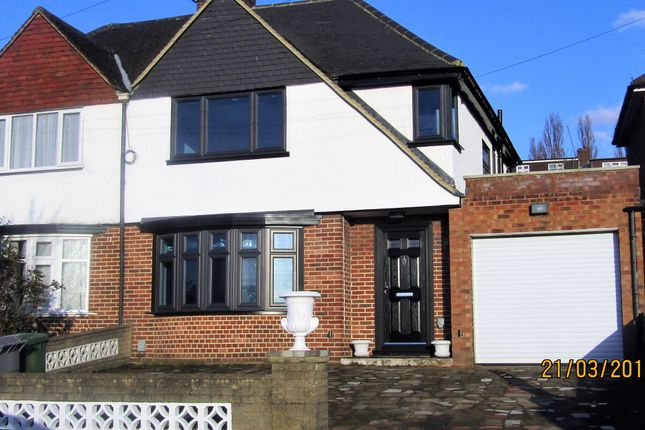 3 bed semi-detached house to rent in Alverstone Road, Wembley Park