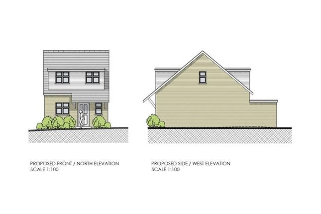 Thumbnail Detached house for sale in Warburton Road, Canford Heath, Poole
