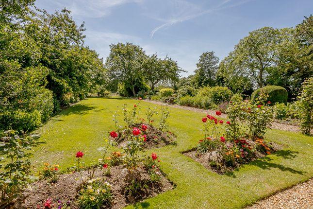 Gardens of Church Road, Warboys, Huntingdon, Cambridgeshire PE28