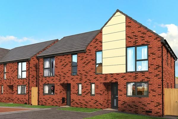 """Thumbnail Property for sale in """"The Laverna At The Springs"""" at Campsall Road, Askern, Doncaster"""