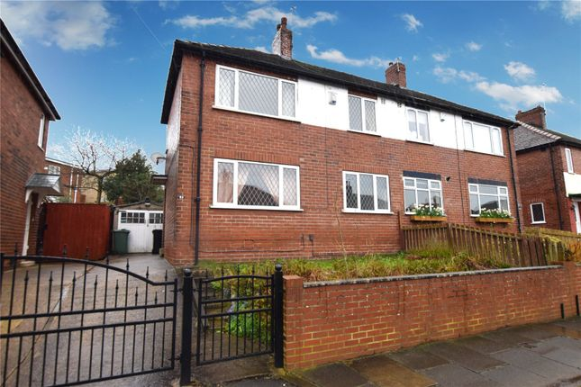 Thumbnail Semi-detached house to rent in Parkwood Road, Beeston, West Yorkshire