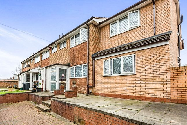 Thumbnail Terraced house for sale in Sandwell Road, Handsworth, Birmingham