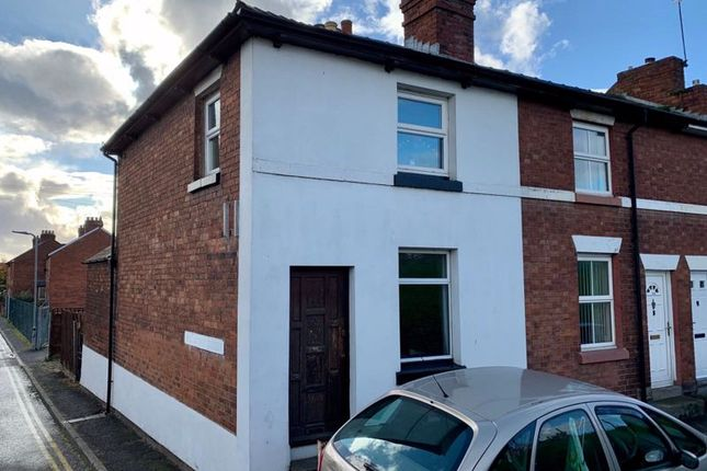 2 bed end terrace house for sale in Newtown Road, Hereford HR4