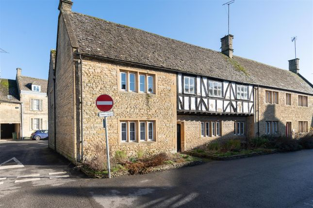 Semi-detached house for sale in Market Place, Northleach, Gloucestershire