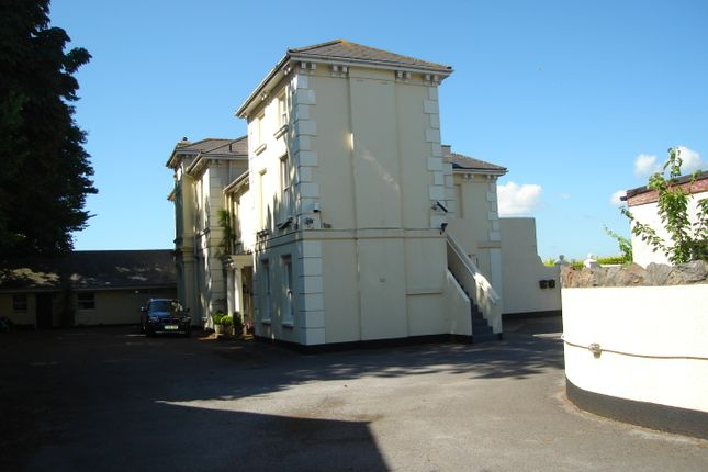 Thumbnail Maisonette to rent in Lower Warberry Road, Torquay