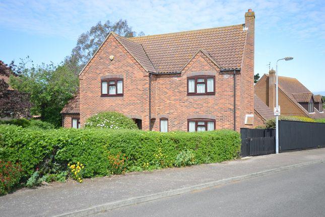 Thumbnail Detached house for sale in Ashdale Park, Old Hunstanton, Hunstanton