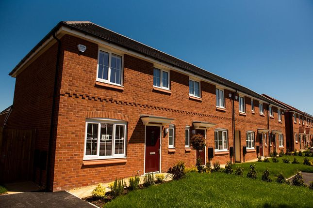 Exterior of Ermine Close, Worsley, Manchester M28