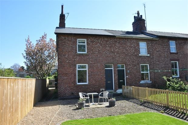 Thumbnail End terrace house for sale in Railway Cottages, Riding Mill