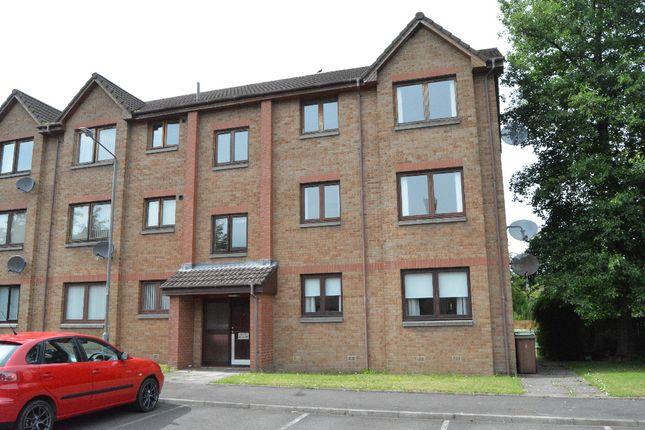 Thumbnail Flat for sale in Hunter Gardens, Bonnybridge