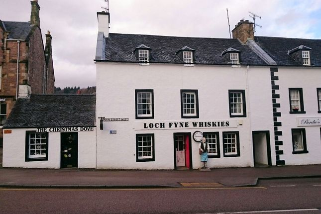 Thumbnail Flat for sale in 7 Main Street West, Inveraray