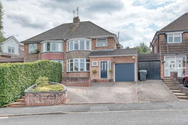 Semi-detached house for sale in Withybed Lane, Alvechurch