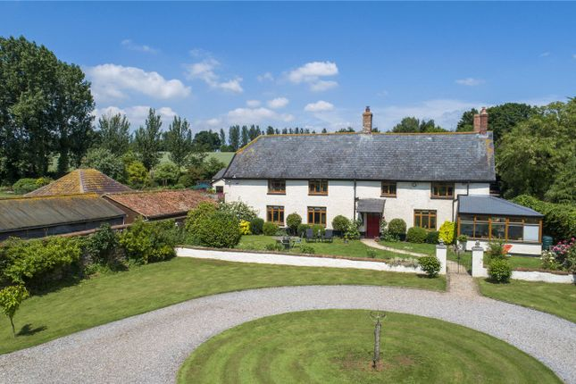 Thumbnail Detached house for sale in Tuckerton, North Newton, Bridgwater, Somerset