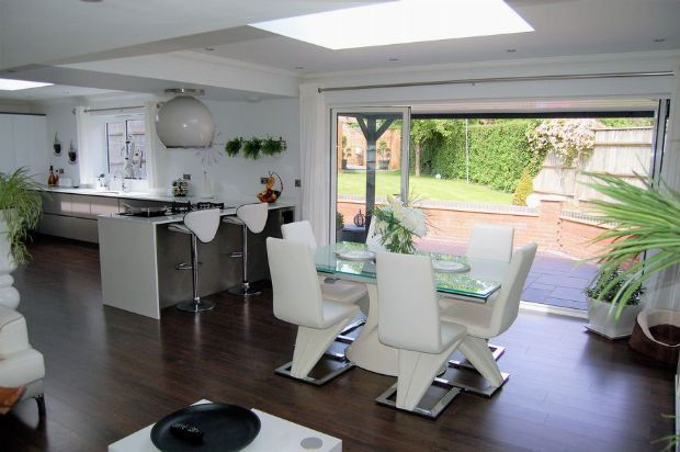 Thumbnail Detached house for sale in Church Way, Weston Favell Village, Northampton