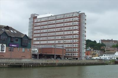 Thumbnail Office to let in 4th Floor, Anchorage House, 45-47 High Street, Chatham, Kent