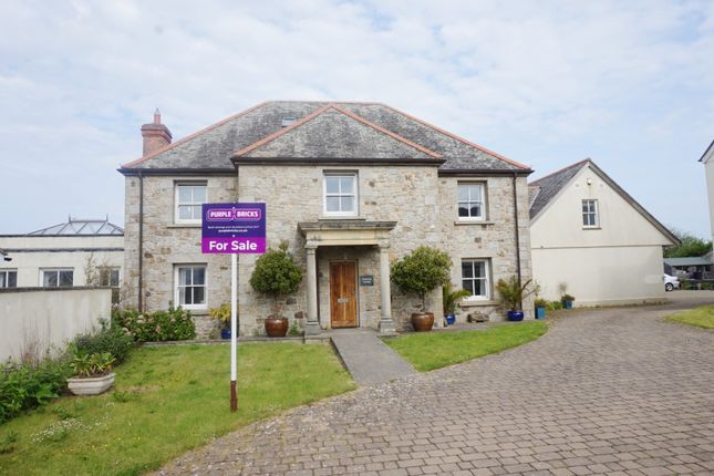 Thumbnail Detached house for sale in Minster Fields, Helston