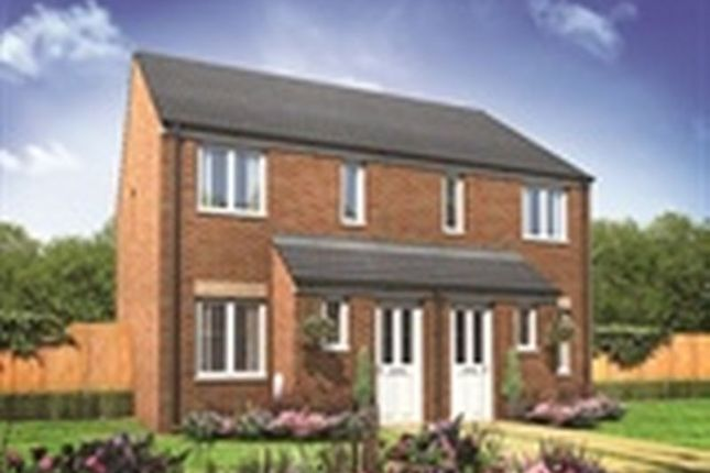 Thumbnail Semi-detached house for sale in Lincoln Road, Holdingham, Sleaford