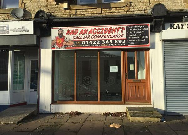 Thumbnail Commercial property for sale in 172 King Cross Road, 16 Constitutional Street, Halifax