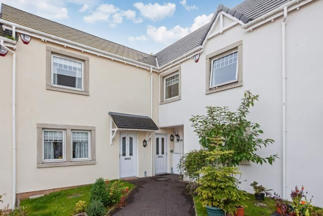 Thumbnail Terraced house for sale in Hollybush Lane, Port Glasgow, Inverclyde