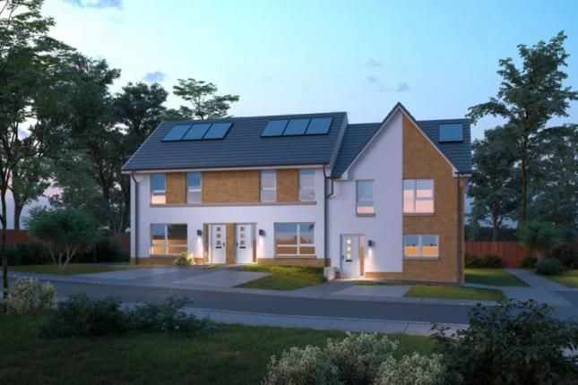 Thumbnail End terrace house for sale in Cathkin View, Ardencraig Road, Glasgow