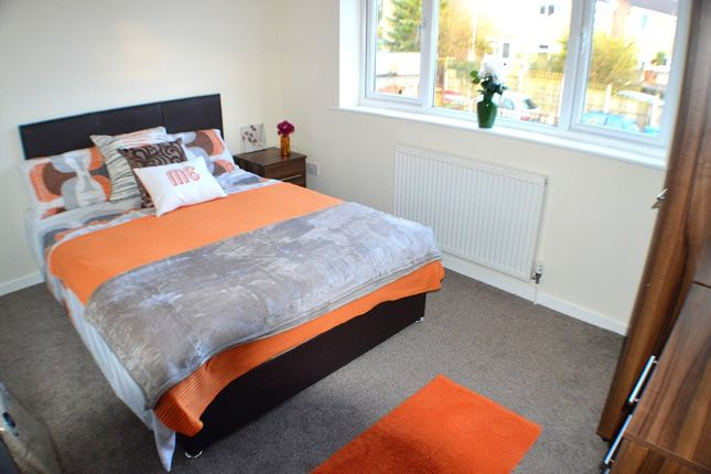 Thumbnail Shared accommodation to rent in Derby