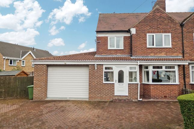 Thumbnail Semi-detached house for sale in Claxheugh Road, South Hylton, Sunderland