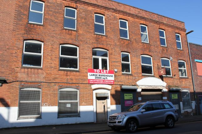 Thumbnail Warehouse to let in Princip Street, Birmingham