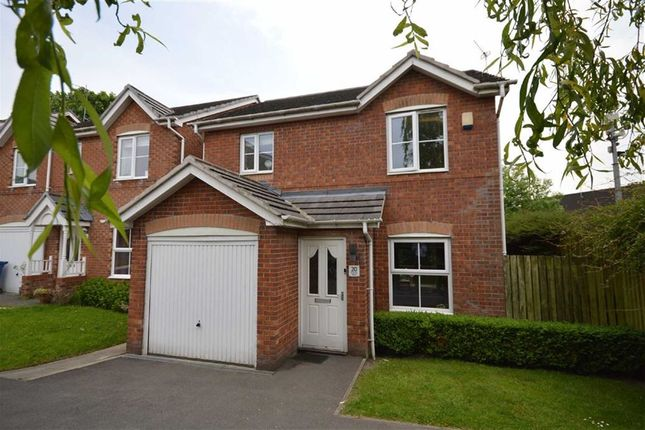 Thumbnail Detached house for sale in Parkside Mews, Stanley Road, Whitefield Manchester