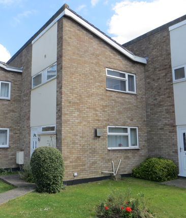 Thumbnail Terraced house for sale in Dowland, Dartmouth Close, Worle