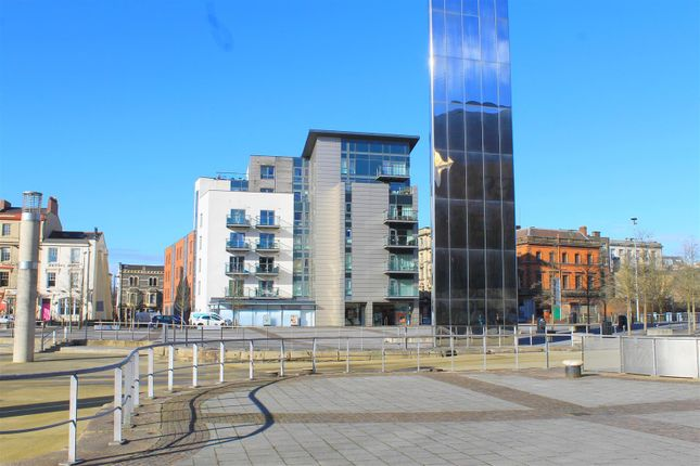 Thumbnail Flat for sale in Bute Crescent, Cardiff