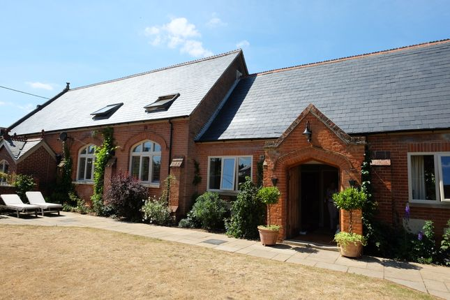 Thumbnail Detached house to rent in Mill Road, Hempnall, Norwich, Norfolk