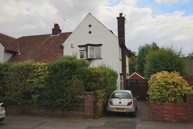 Thumbnail Semi-detached house for sale in Monks Walk, Penwortham, Preston