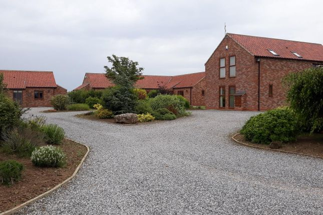 Thumbnail Land for sale in Middleton Cottages, Middleton Lodge Farm, Middleton On Leven, Yarm