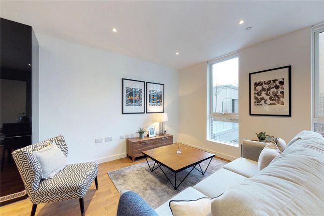 Thumbnail Flat for sale in Discovery Tower, Canning Town