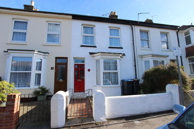Thumbnail Terraced house for sale in St Patricks Road, Deal