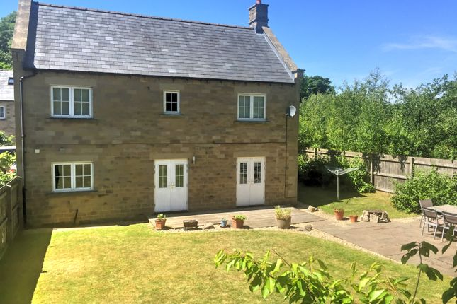 Thumbnail Detached house for sale in Glebe Park, Eyam, Hope Valley
