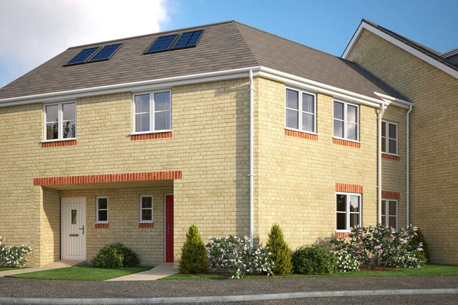 Thumbnail End terrace house for sale in Brybank Road, Haverhill