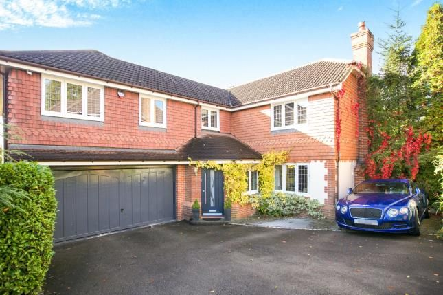 Thumbnail Detached house for sale in Croft Close, Congleton, Cheshire