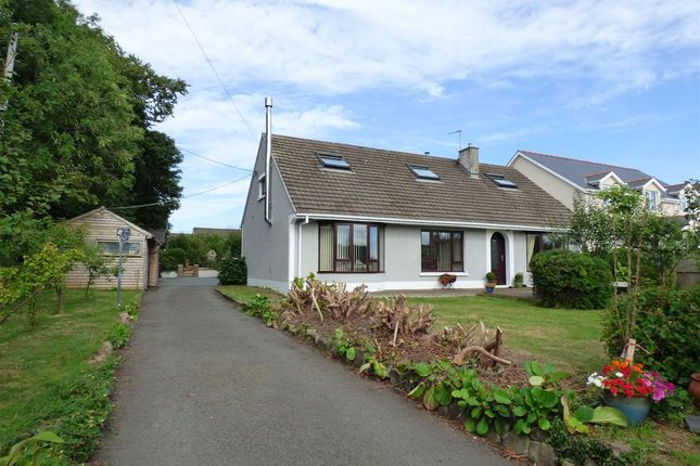 Thumbnail Bungalow for sale in Pembroke Road, Haverfordwest