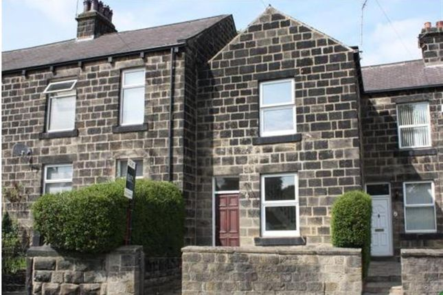 Thumbnail Terraced house to rent in Broadgate Lane, Horsforth