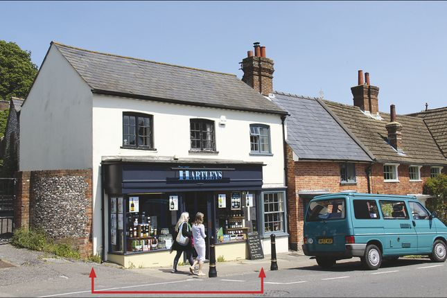 Thumbnail Retail premises for sale in High Street, Steyning, West Sussex.